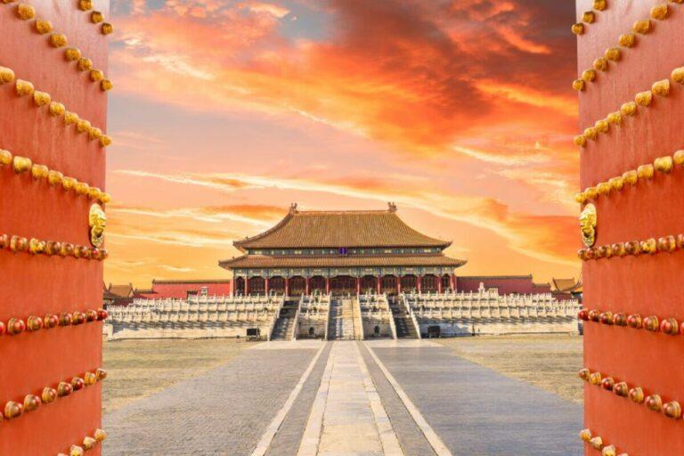 vejen til Kina og det kinesiske marked